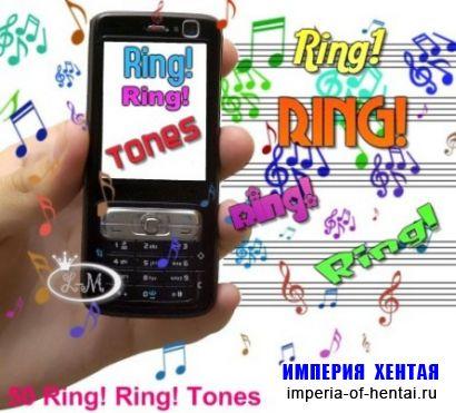 50 отборных  рингтонов для мобильного телефона